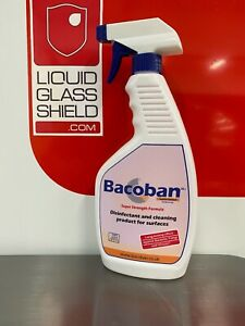 """BACOBAN DL+ 500ml """"Ready To Use"""" Super-Strength Long-Term Cleaner & Disinfectant"""