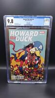 Howard the Duck #4 CGC 9.8 - 1:25 Shirahama Variant Ms. Marvel Kamala Khan NM/MT