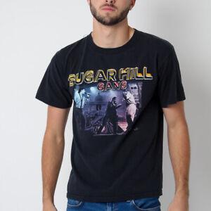 Vintage SUGAR HILL GANG 'I Said A Hip Hop' Spellout Graphic Hip Hop Rap T-Shirt
