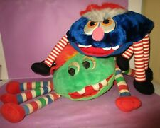 Vintage Beddy Bye Bugs Bed Bug 1987 Cilla Jury Plush Stuffed Toy Rare Toy Lot