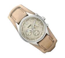 Fossil Armbanduhren mit Chronograph und 100 m (10 ATM)