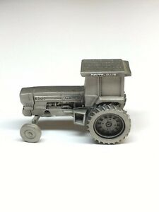 1/43 SCALE DEUTZ ALLIS MODEL 9170 TRACTOR MADE IN PEWTER LIMITED EDITION 1988