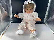 Zapf Künstlerpuppe Vinyl Puppe 53 cm. Top Zustand