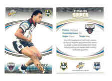 Select 2007 Season NRL & Rugby League Trading Cards