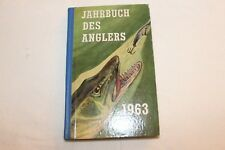 JAHRBUCH DES ANGLERS 1963