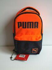 "PUMA Generator 11"" Lunch Bag Lunch Kit Orange Navy"