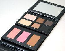 Lorac Pro To Go Eye/Cheek Palette 6 Shadows, 2 Blushes, 1 Bronzer, 2 Brushes
