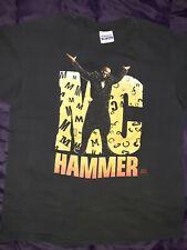 "MC Hammer 1990 T-Shirt XL ""Proper!"" Vintage Original"