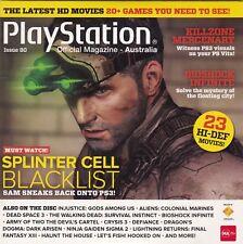 Playstation Magazine Demo Disc No 80