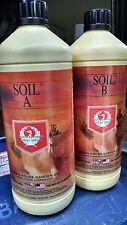 Soil A&B A and B set 1L one liter by House and Garden nutrients