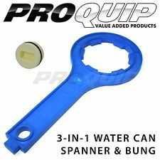PROQUIP 3-in-1 WATER CAN SPANNER - Use on Any Brand Plastic Water Can