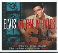 Elvis Presley - At The Movies - The Original Film Classics 3CD 2015 NEW/SEALED