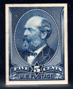 US Stamp Proof 216P4 (On Card), NGAI, Fresh