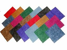"""36 5"""" Quilting Fabric Squares """"DENIM""""//BUY IT NOW!!!-NEW LINE !!"""