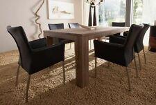 Aktuelles-Design-Bis-6 Esstische & Küchentische aus Massivholz mit Zum Zusammenbauen