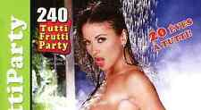Veronika Zemanova veronica Tutti Frutti Party magazine