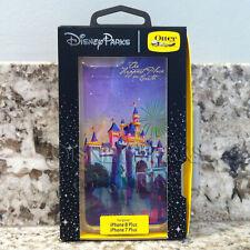 Disney Disneyland & OtterBox Sleeping Beauty Castle Glitter iPhone 7/8 Plus Case