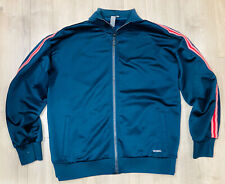 Sweaty Betty Sz Small Classic Retro Track Jacket Sold Out! Navy