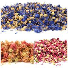 Dried Cornflowers - Pet Food & Treats - Tortoise Rabbit Degu Reptile Bunny