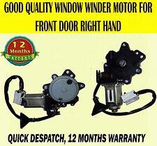 FRONT DOOR WINDOW MOTOR RH/OFF SIDE FITS FAIRLADY 350Z 3.5 Z33 2002-2014