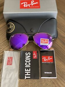 Ray-Ban RB3025 Unisex Sunglasses