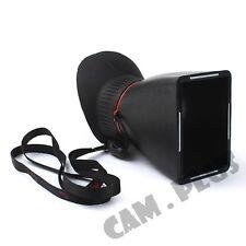 2.8 Magnification LCDVF 3/2 Viewfinder For Canon 5D2 600D D5300 D7100 D610 D800