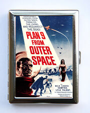 Plan 9 From Outer Space Cigarette Case Wallet Business Card sci-fi b-movie