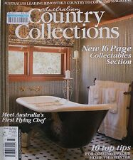 Australian Country Collections Magazine No 48 Vol 9 No 3