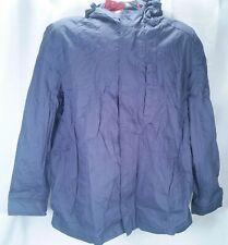 Dockers Rain Coat Jacket Parka Blue XXL 2XL DMS1C435