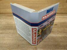 Commodore Max / Commodore 64 Multimax Cartridge Boxed **35 Max Games in 1 Cart**