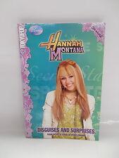 Hannah Montana Cine-Manga TokyoPop Disney Comic Book Graphic Novel Miley Cyrus