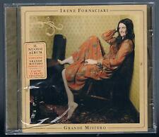IRENE FORNACIARI GRANDE MISTERO CD F.C.  SIGILLATO!!!
