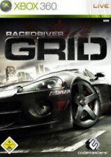 Xbox 360 RACE DRIVER GRID DEUTSCH Neuwertig