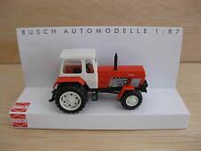 HO - Busch - ref.42829 - Tractor Fortschritt ZT 303 doble rueda rojo