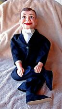 Vintage 1977 Charlie McCarthy Goldberger Ventriloquist Doll Rarely Used
