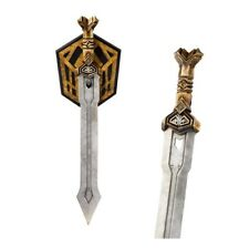 Thorin's sword Thorin Dwarven  sword Lord of the rings The Hobbit
