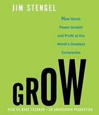 Grow: How Ideals Power Growth and Profit at the World's Greatest Com -exlibrary-