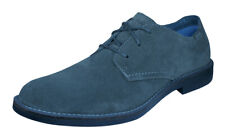 Skechers Mark Nason Coley Mens Suede Lace Up Shoes / Oxfords - Grey