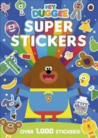 Hey Duggee: Super Stickers by Hey Duggee 9781405927031   Brand New
