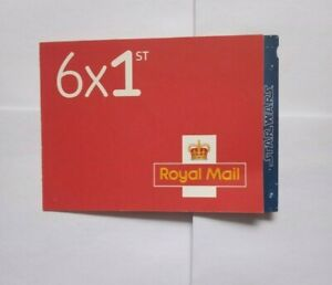 STAR WARS USED / EMPTY Royal Mail 1st Class Postage Stamp book