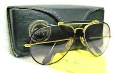 Ray-Ban USA Vintage B&L Aviator *Precious Metals Blue PhotoChangeable Sunglasses