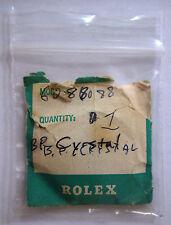Genuine Rolex 6088 Tropic Plastic Plexi Acrylic Blue Point Watch Crystal 25-6088