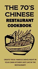 70s CHINESE restaurant gourmet food stir fry cookbook RARE
