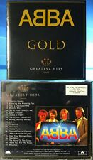 ABBA - Gold: Greatest Hits (CD, 1992, PolyGram Records (BMG), USA)