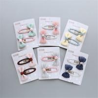 Girls Kids Hair Accessories Tiara BB Clip Boutique Mini Hairpin Headwear