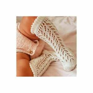 Condor Openwork Kid's Knee High Socks