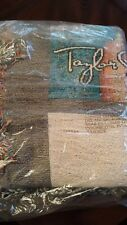 """NEW Taylor Swift Self-Titled Album Cover Throw Blanket50"""" X 60"""" LAST ONE"""