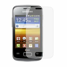 2 Pack Screen Protectors Cover Guard Film For Samsung Galaxy Y Duos GT-S6102