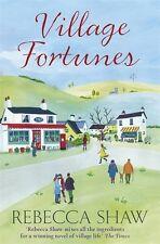 Village Fortunes (Turnham Malpas 17),Rebecca Shaw