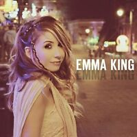 EMMA KING Emma King (2016) 10-track CD album NEW/SEALED
